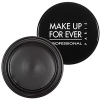 MAKE UP FOR EVER Aqua Black Waterproof Cream Eye Shadow (0.24 oz Aqua Black Waterproof Cream Eye Shadow)
