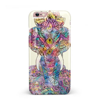 Zendoodle Sacred Elephant iPhone 6/6s or 6/6s Plus INK-Fuzed Case