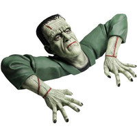Halloween Prop: Frankenstein Grave Walker Decor