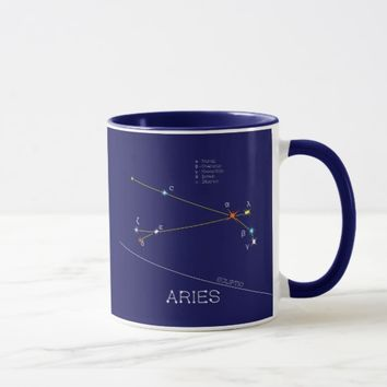 Constellation ARIES unique, sublime Mug