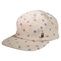 Fourstar: Anderson 5 Panel Hat - Ecru