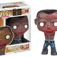 Funko POP Television Walking Dead: Michonne Pet Walker Vinyl Figure-Styles may vary