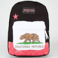 Jansport Regional Collection Backpack California Republic One Size For Men 23219510001