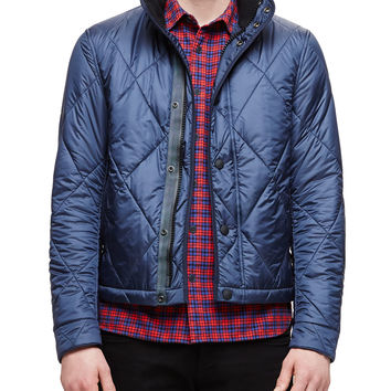 Large Quilted Jacket,