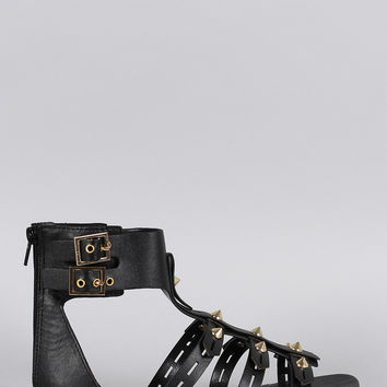 Shoe Republic Spunky Gladiator Sandal