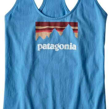 Patagonia Women's Shop Sticker Tank Top