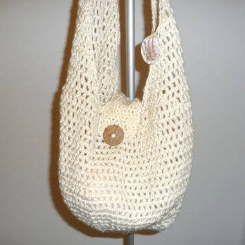 Handmade crochet Big Girl Bag,purse for women,girls,teens, gift