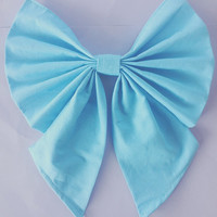 Ariel Hair Bow - Kiss The Girl Hair Bow -  The Little Mermaid Bow - Ariel Costume - Ariel Cosplay