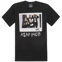 Mob T-Shirt - Mens Tee - Black -