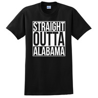 Straight Outta Alabama T Shirt