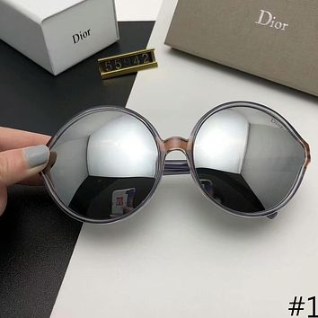 DIOR Women Fashion Trendy Polarized Sunglasses F-A-SDYJ #1