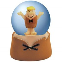 Barney Rubble Resin 45MM Waterglobe