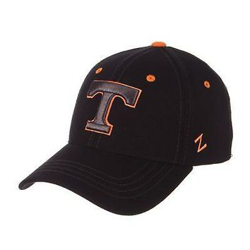Licensed Tennessee Volunteers Official NCAA Black Element X-Small Hat Cap by Zephyr KO_19_1