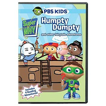 . - Super Why: Humpty Dumpty & Other Fairytale Adventures