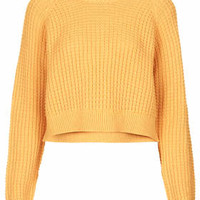 Fisherman Crop - Orange
