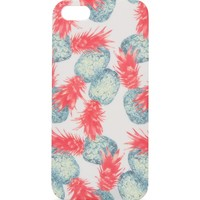 Modern Amusement Tile Print iPhone 5/5S Case - Womens Scarves - Multi - One