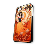Beautiful Snow White Walt Disney Princess iPhone 4/4S Case
