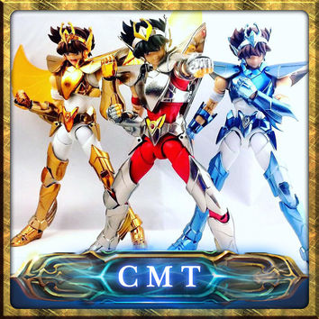 In stock Pegasus Seiya V3 Version final Cloth EX metal armor GREAT TOYS GT EX Bronze Saint Seiya Myth Cloth Action Figure