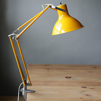vintage drafting lamp – new in the box!