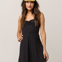 IVY & MAIN Dot Dress