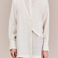 BIA linen button shirt