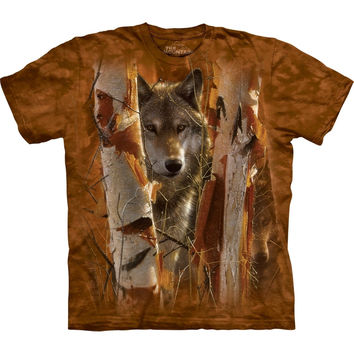 Wolf in the Wood T-Shirt