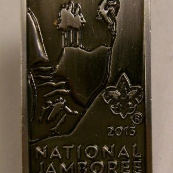 Boy Scout 2013 National Jamboree Collectible Pin Summit Bechtel Reserve NJ BSA