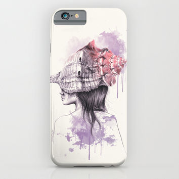 Inside my shell iPhone & iPod Case by EDrawings38
