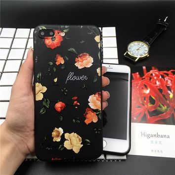 Case for iPhone 7 6s Case Soft Silicon Phone Cases