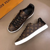【Louis Vuitton】LV Trending Fashion Casual Sports Shoes