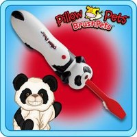 BrushPets :: BrushPet - Panda - My Pillow Pets® | The Official Home of Pillow Pets®
