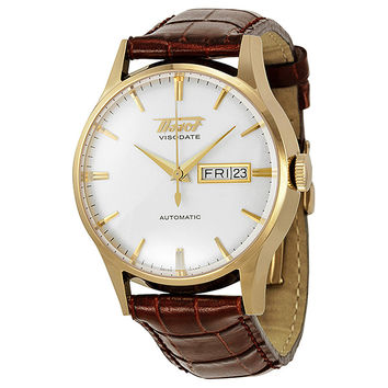 Tissot Visodate Mens Automatic Watch T0194303603101