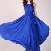 Wedding Party Dress Boho Holiday Beach Maternity Maxi Dress