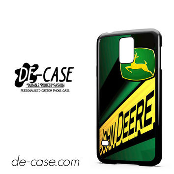 John Deere Logo Green For Samsung Galaxy S5 Case Phone Case Gift Present