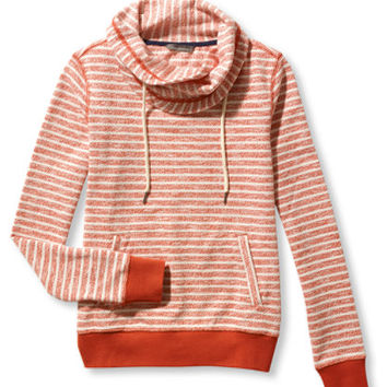 Women's Signature Funnel Neck Sweatshirt | Free Shipping at L.L.Bean