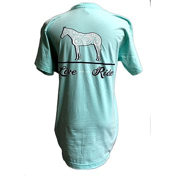 Doc's Horse SHORT Sleeve T-shirt