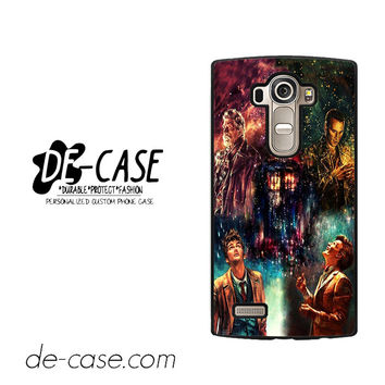 Doctor Who Tardis (2)For LG G4 Case Phone Case Gift Present YO