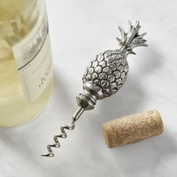 Pewter Corkscrew, Pineapple