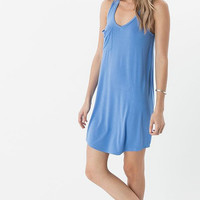 "Z Supply ""The Pocket Racer Tank Dress"" - Regatta"