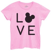 Womens Love Tshirt