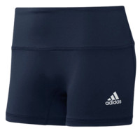 "Adidas New Team TechFit 4"" Spandex Short"