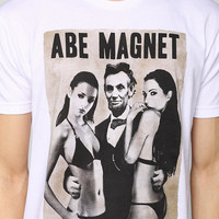 Abe Magnet Tee - Urban Outfitters