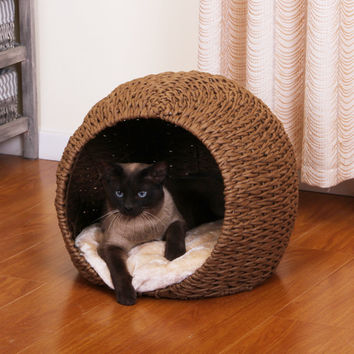 heated cat bed petsmart 2