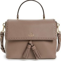 kate spade new york james street - sparrow leather satchel | Nordstrom