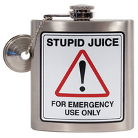Stupid Juice Flask