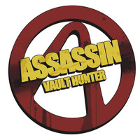 Borderlands - Assassin Badge T Shirt