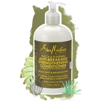 Yucca & Plantain Anti-breakage Strengthening Conditioner