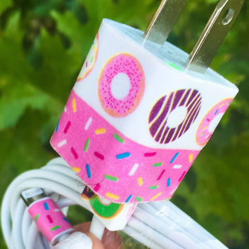 10 FT Donut Iphone 5 6 7 Charger