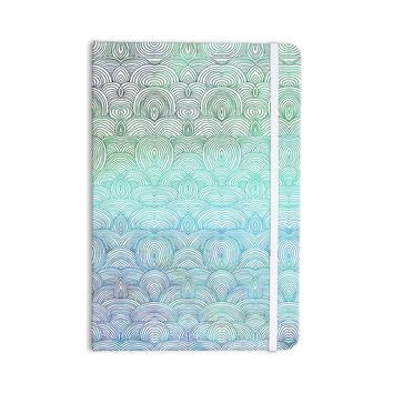 "Pom Graphic Design ""Clouds in the Sky"" Everything Notebook"
