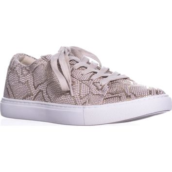 Kenneth Cole New York Kam Fashion Sneakers, Natural, 7.5 US / 38 EU